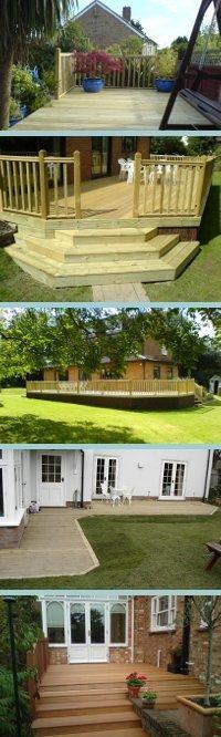 Garden Decking Ideas | Decking Designs Build & Lighting Hitchin Herts