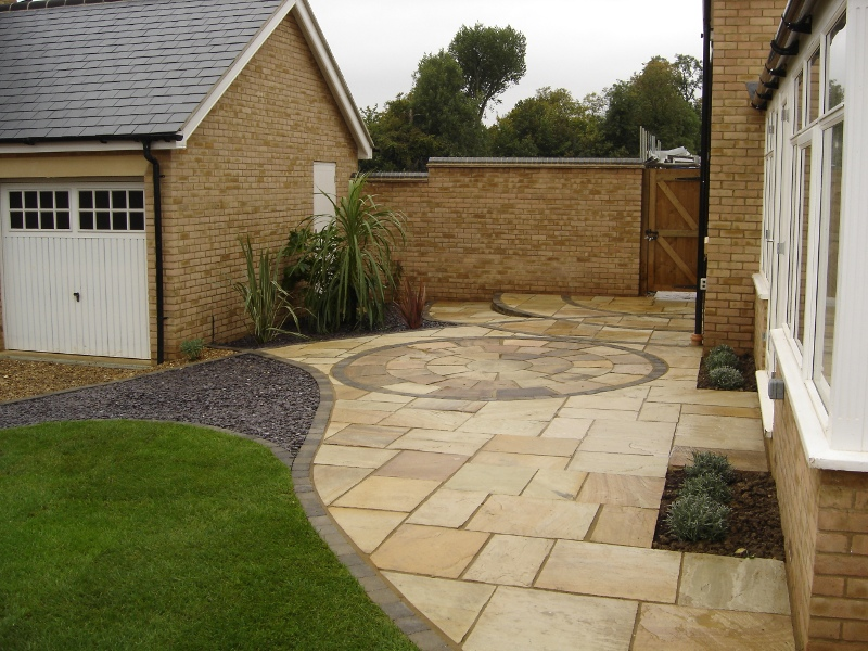 gallery garden design photos pictures images hitchin herts - Garden Design Uk Gallery
