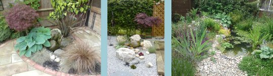 Garden Ponds & Water Features: Landscape, Waterfalls, Solar, Fountains, Ideas & Designs - Hitchin Hertfordshire