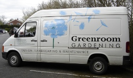 About Us - Greenroom Gardening: Landscape Designers & Contractor Services Hitchin Hertfordshire